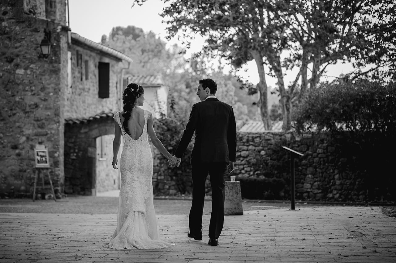 Caroline & David / Provence 55